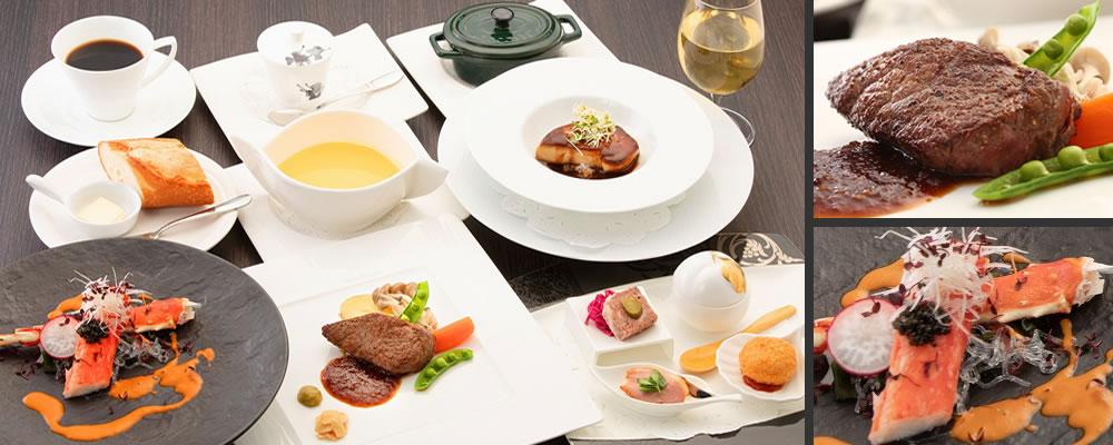 宴会・パーティプラン フランス料理コース